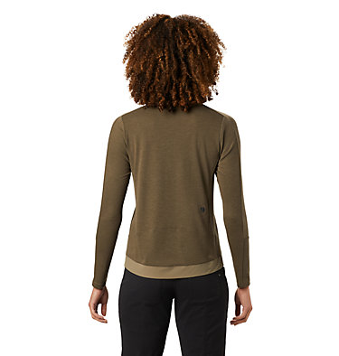 Women's Daisy Chain™ 1/2 Zip Pullover Daisy Chain™ 1/2 Zip Pullover | 333 | M, Light Army, back