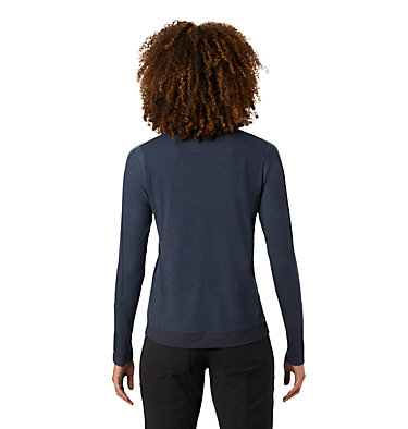 Women's Daisy Chain™ 1/2 Zip Pullover Daisy Chain™ 1/2 Zip Pullover | 333 | M, Dark Zinc, back