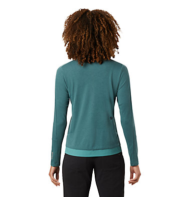 Women's Daisy Chain™ 1/2 Zip Pullover Daisy Chain™ 1/2 Zip Pullover | 333 | M, Washed Turq, back