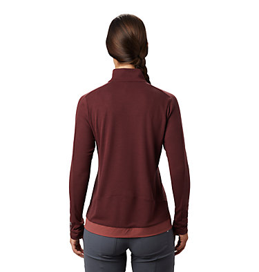 Women's Daisy Chain™ 1/2 Zip Pullover Daisy Chain™ 1/2 Zip Pullover | 333 | M, Washed Rock, back