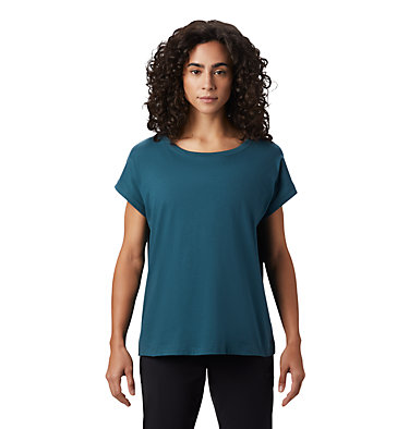 Women's MHW/Tomomi™ Short Sleeve T-Shirt MHW/Tomomi™ Short Sleeve T | 522 | L, Icelandic, front