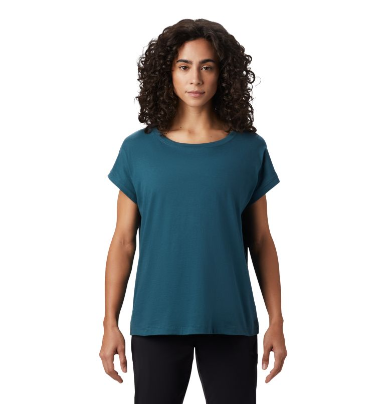 Women's MHW/Tomomi™ Short Sleeve T-Shirt Women's MHW/Tomomi™ Short Sleeve T-Shirt, front