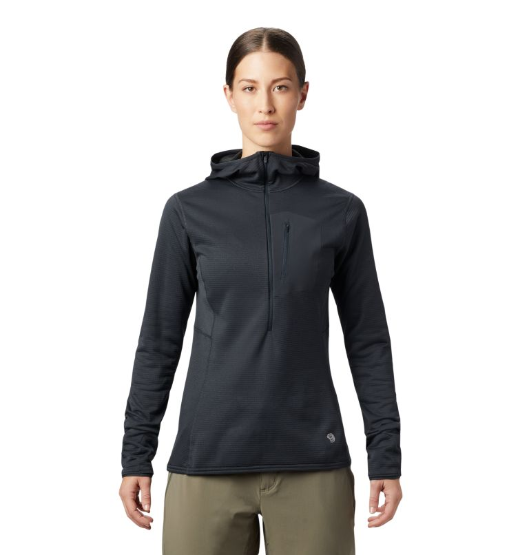 Women's Type 2 Fun™ 3/4  Zip Hoody Women's Type 2 Fun™ 3/4  Zip Hoody, front