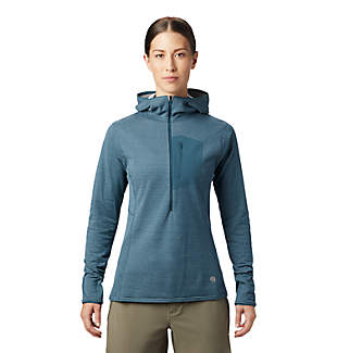 Women's Type 2 Fun™ 3/4  Zip Hoody