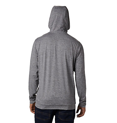 Men's Tech Trail™ Pullover Hoodie Tech Trail™ Pullover Hoodie   437   L, City Grey, back