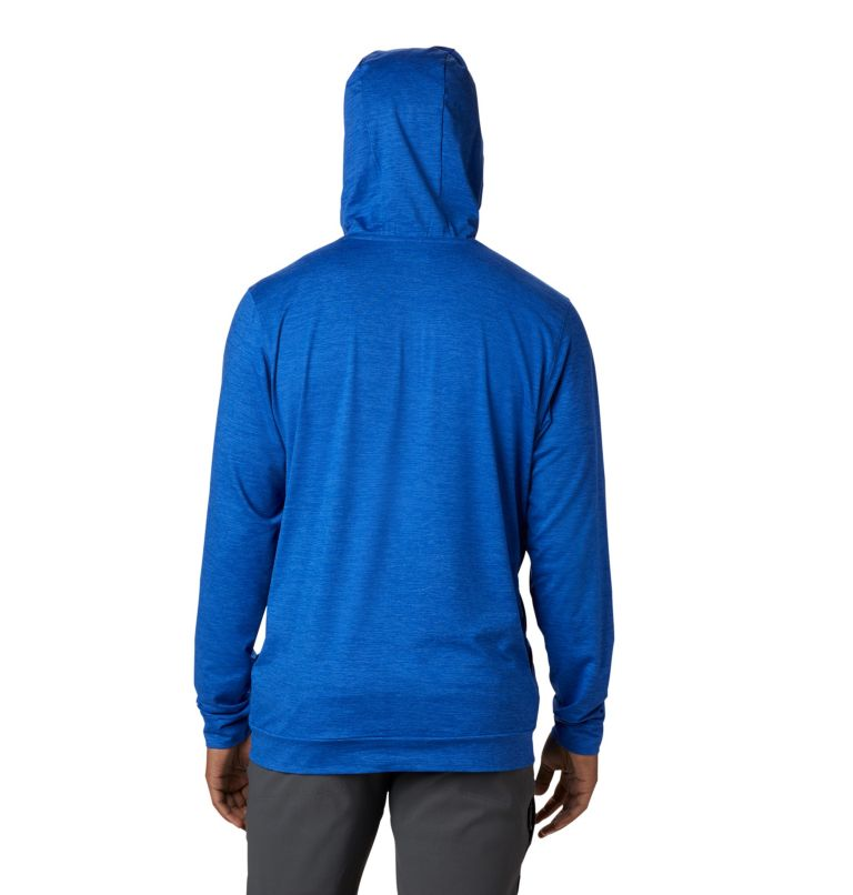 Men's Tech Trail™ Pullover Hoodie Men's Tech Trail™ Pullover Hoodie, back