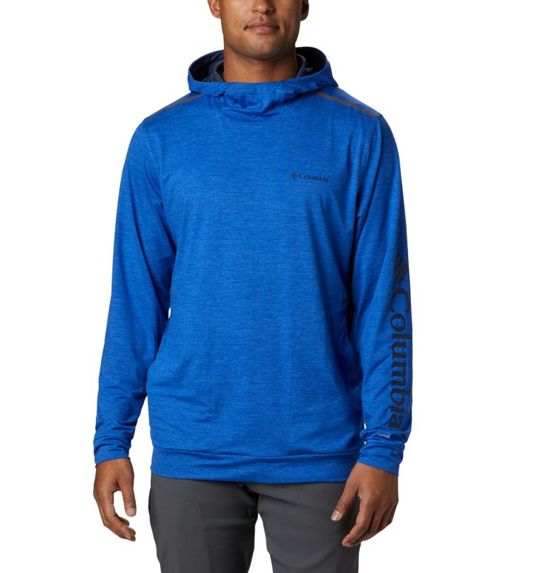 Men's Tech Trail™ Pullover Hoodie Men's Tech Trail™ Pullover Hoodie, front