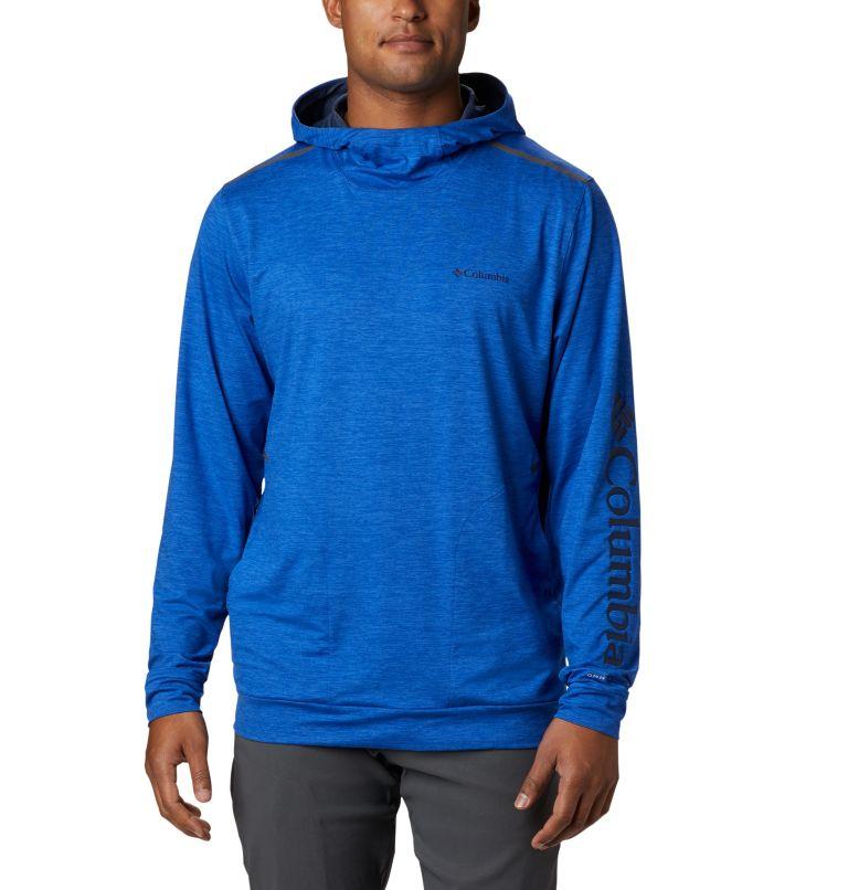 Men's Tech Trail™ Pullover Hoodie Men's Tech Trail™ Pullover Hoodie, front