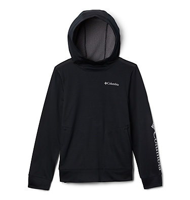 Sweat à Capuche Tech Trek™ Junior Tech Trek™ Hoodie | 466 | M, Black, front