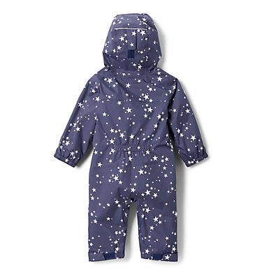 Infant Critter Jitters™ Printed Rain Suit Critter Jitters™Printed Rain Suit | 481 | 0/3, Nocturnal Stars, back
