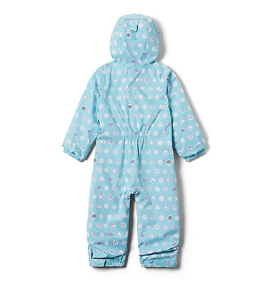 Toddler Critter Jitters™ Printed Rain Suit Critter Jitters™Printed Rain Suit | 481 | 2T, Aquatint Polka Pets, back