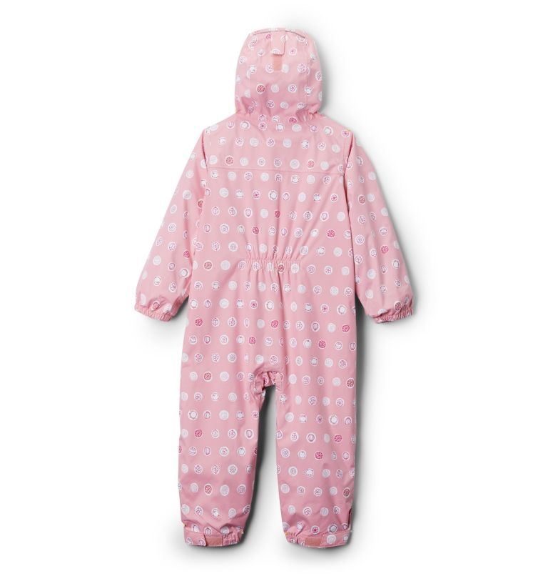 Toddler Critter Jitters™ Printed Rain Suit Toddler Critter Jitters™ Printed Rain Suit, back