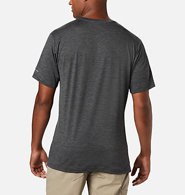 Men's Tech Trail™ Crew Neck Shirt Tech Trail™ Crew Neck | 432 | XL, Shark, back