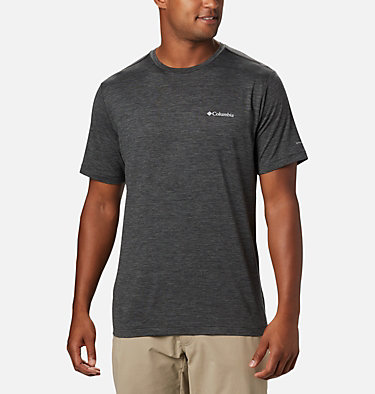 Men's Tech Trail™ Crew Neck Shirt Tech Trail™ Crew Neck | 432 | XL, Shark, front