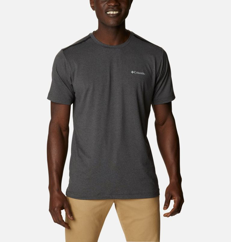 Men's Tech Trail™ Crew Neck Shirt Men's Tech Trail™ Crew Neck Shirt, front