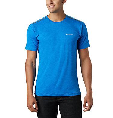 Men's Tech Trail™ Crew Neck Shirt Tech Trail™ Crew Neck | 432 | XL, Azure Blue, front