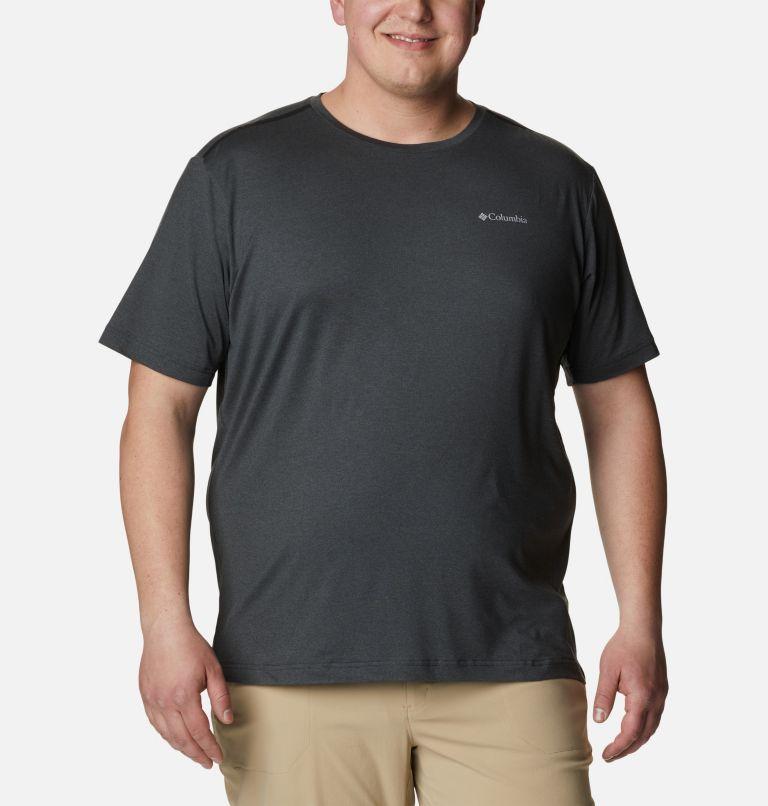 T-shirt à col rond Tech Trail™ pour homme – Tailles fortes T-shirt à col rond Tech Trail™ pour homme – Tailles fortes, front