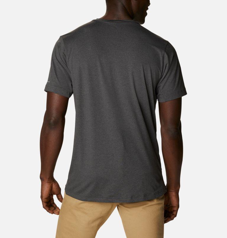 T-shirt à col rond Tech Trail pour homme – Grandes tailles T-shirt à col rond Tech Trail pour homme – Grandes tailles, back