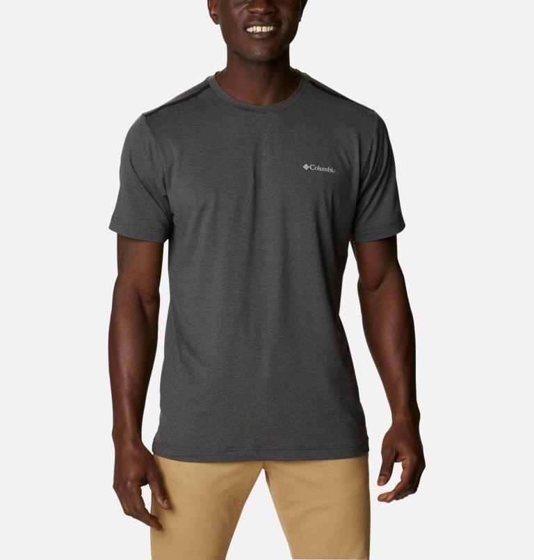 T-shirt à col rond Tech Trail pour homme – Grandes tailles T-shirt à col rond Tech Trail pour homme – Grandes tailles, front