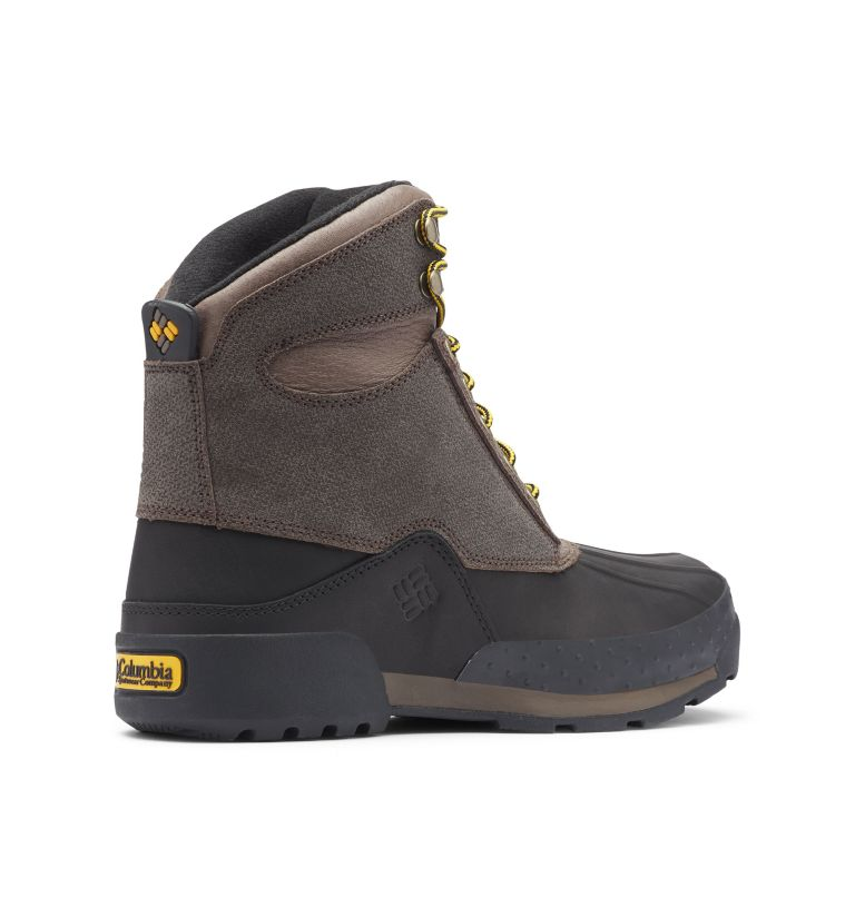 BUGABOOT™ ORIGINAL 3.0 OMNI-HE | 231 | 9 Men's Bugaboot™ Original 3.0 Omni-Heat™ Boot, Cordovan, Golden Yellow, 3/4 back