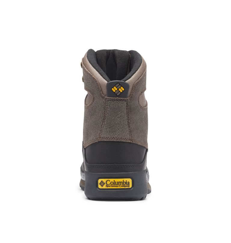 BUGABOOT™ ORIGINAL 3.0 OMNI-HE | 231 | 9 Men's Bugaboot™ Original 3.0 Omni-Heat™ Boot, Cordovan, Golden Yellow, back