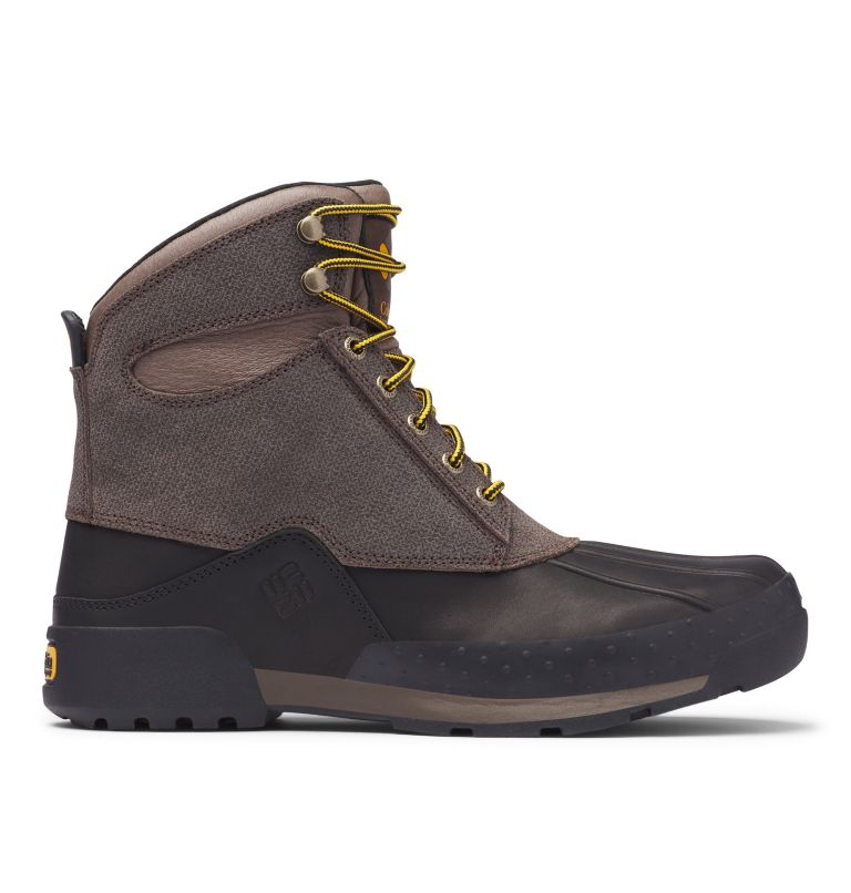 BUGABOOT™ ORIGINAL 3.0 OMNI-HE | 231 | 9 Men's Bugaboot™ Original 3.0 Omni-Heat™ Boot, Cordovan, Golden Yellow, front