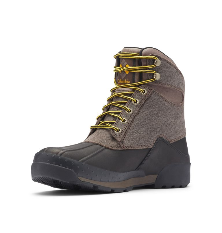 BUGABOOT™ ORIGINAL 3.0 OMNI-HE | 231 | 9 Men's Bugaboot™ Original 3.0 Omni-Heat™ Boot, Cordovan, Golden Yellow