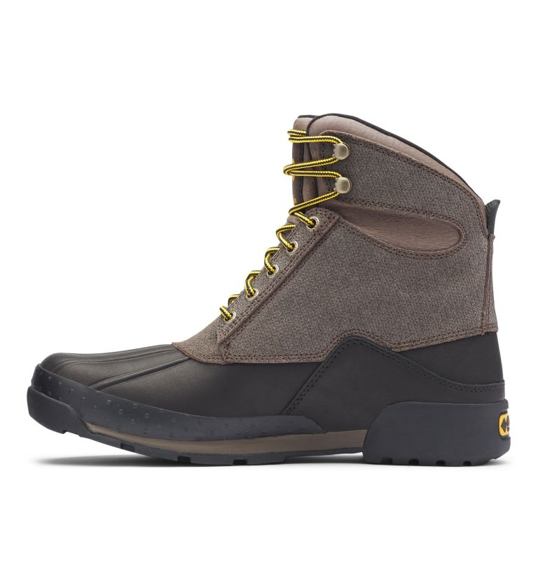 BUGABOOT™ ORIGINAL 3.0 OMNI-HE | 231 | 9 Men's Bugaboot™ Original 3.0 Omni-Heat™ Boot, Cordovan, Golden Yellow, medial