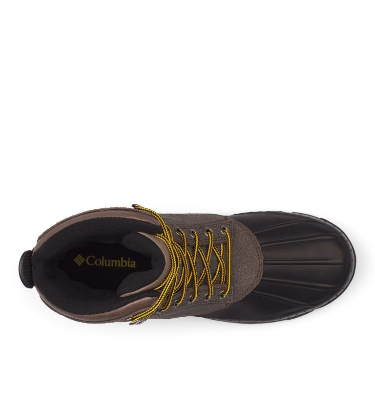 BUGABOOT™ ORIGINAL 3.0 OMNI-HE | 231 | 9 Men's Bugaboot™ Original 3.0 Omni-Heat™ Boot, Cordovan, Golden Yellow, top