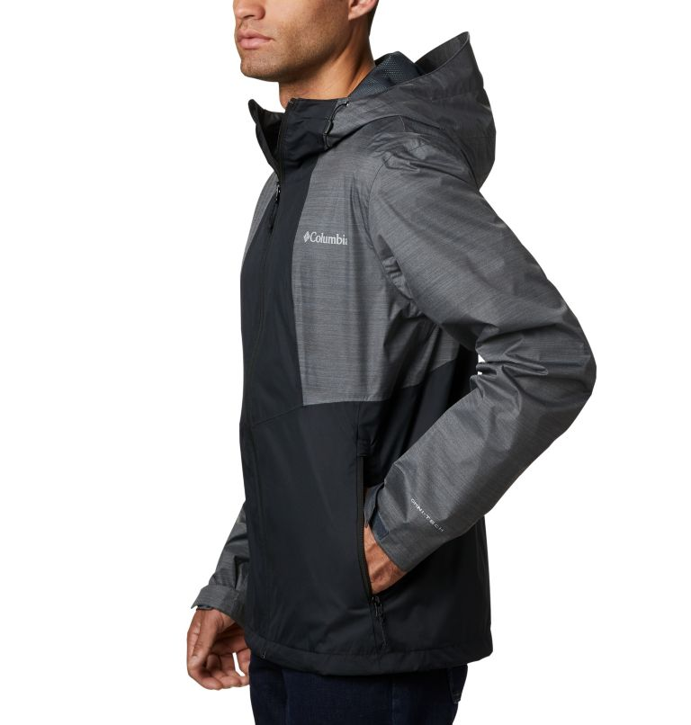 Inner Limits™ II Jacket | 010 | XXL Men's Inner Limits™ II Jacket, Black, Graphite Heather, a1