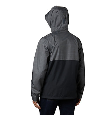 Men's Inner Limits™ II Jacket Inner Limits™ II Jacket | 362 | L, Black, Graphite Heather, back