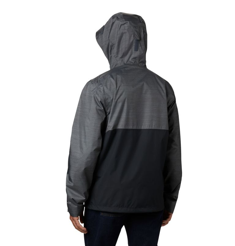 Inner Limits™ II Jacket | 010 | XXL Men's Inner Limits™ II Jacket, Black, Graphite Heather, back