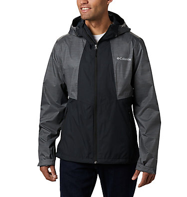 Chaqueta Inner Limits™ II para hombre Inner Limits™ II Jacket | 362 | L, Black, Graphite Heather, front