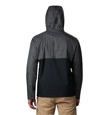 Men's Inner Limits™ II Jacket Inner Limits™ II Jacket   012   XL, Black, Graphite Heather, back