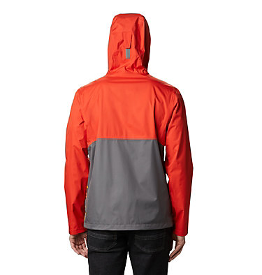 Men's Inner Limits™ II Jacket Inner Limits™ II Jacket | 362 | L, City Grey, Wildfire, back