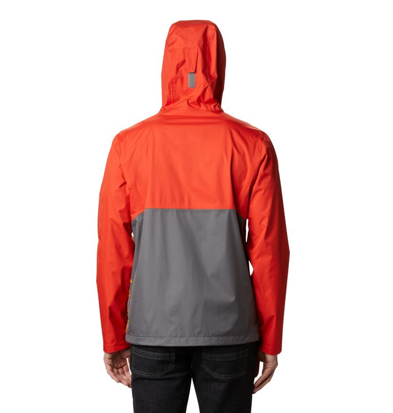 Inner Limits™ II Jacket   023   XXL Men's Inner Limits™ II Jacket, City Grey, Wildfire, back