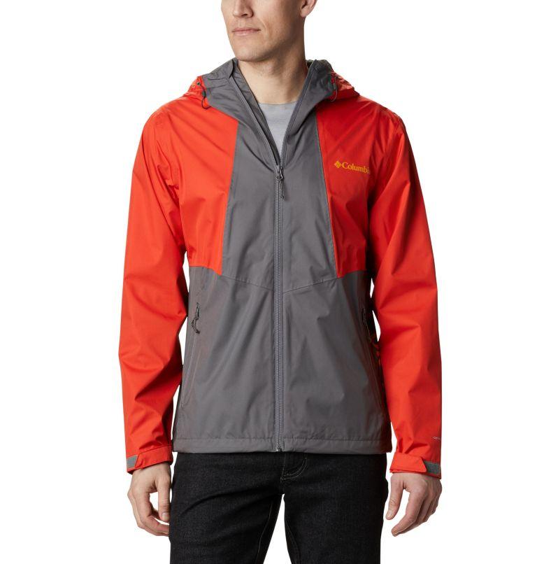 Inner Limits™ II Jacket   023   XXL Men's Inner Limits™ II Jacket, City Grey, Wildfire, front