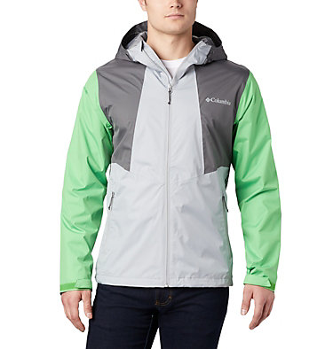 Giacca Inner Limits™ II da uomo Inner Limits™ II Jacket | 362 | L, Columbia Grey, City Grey, Green Boa, front