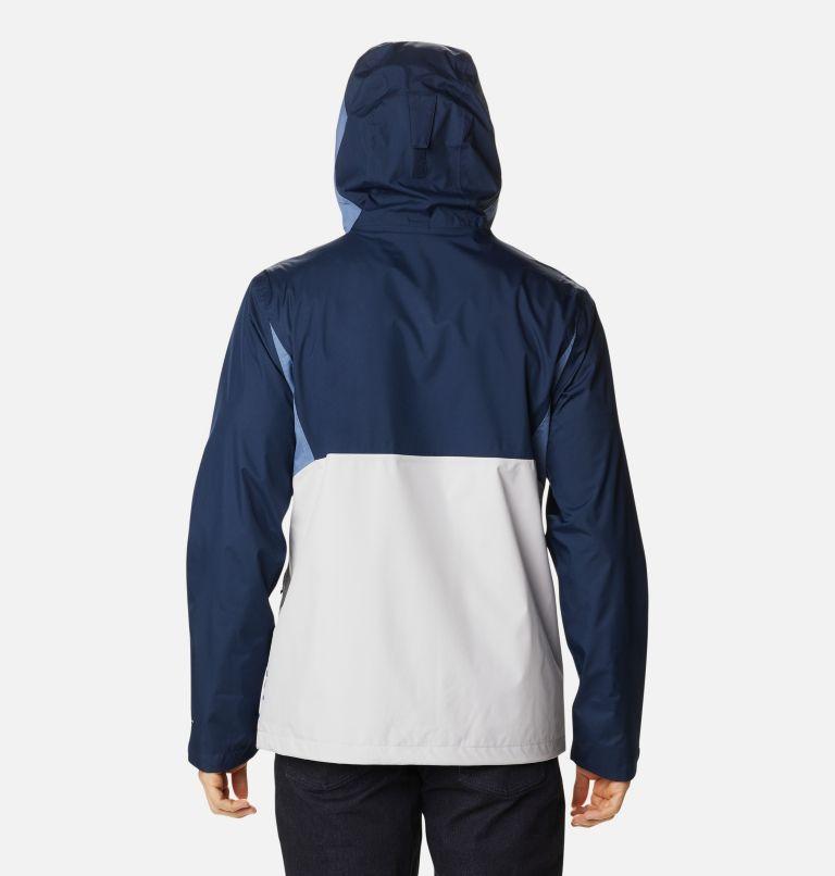 Inner Limits™ II Jacket | 043 | XXL Men's Inner Limits™ II Jacket, Nimbus Grey, Bluestone, Collegiate Navy, back
