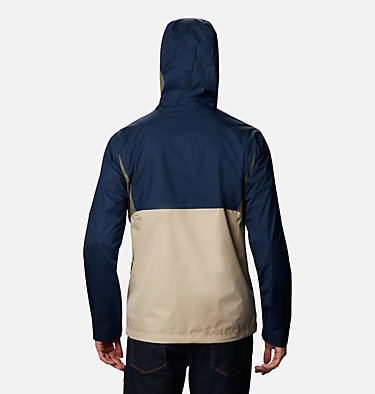 Giacca Inner Limits™ II da uomo Inner Limits™ II Jacket | 362 | L, Ancient Fossil, Coll Navy, Stone Green, back