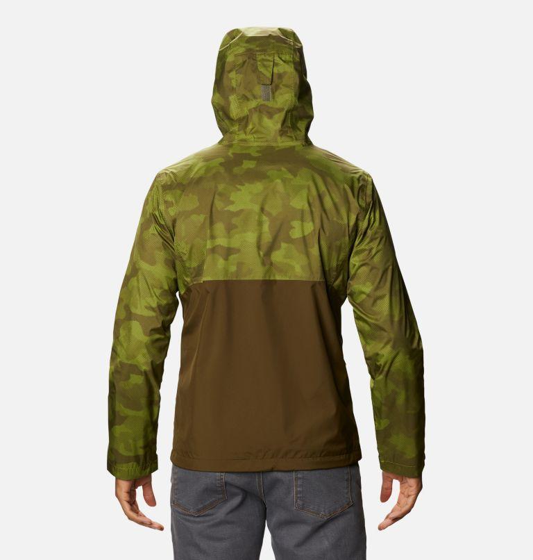 Inner Limits™ II Jacket | 327 | XL Men's Inner Limits™ II Jacket, New Olive, Matcha Spotted Camo, back