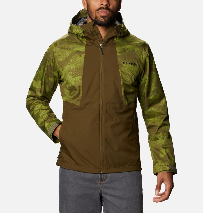 Inner Limits™ II Jacket | 327 | XL Men's Inner Limits™ II Jacket, New Olive, Matcha Spotted Camo, front