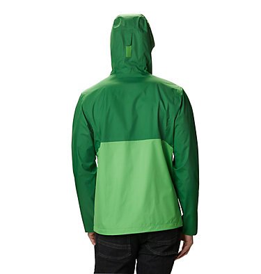 Men's Inner Limits™ II Jacket Inner Limits™ II Jacket | 362 | L, True Green, Green Boa, back