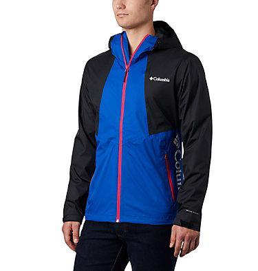 Men's Inner Limits™ II Jacket Inner Limits™ II Jacket | 362 | L, Azul, Black, front