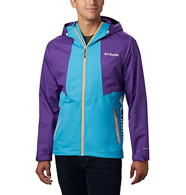Men's Inner Limits™ II Jacket Inner Limits™ II Jacket | 362 | L, Clear Water, Vivid Purple, front