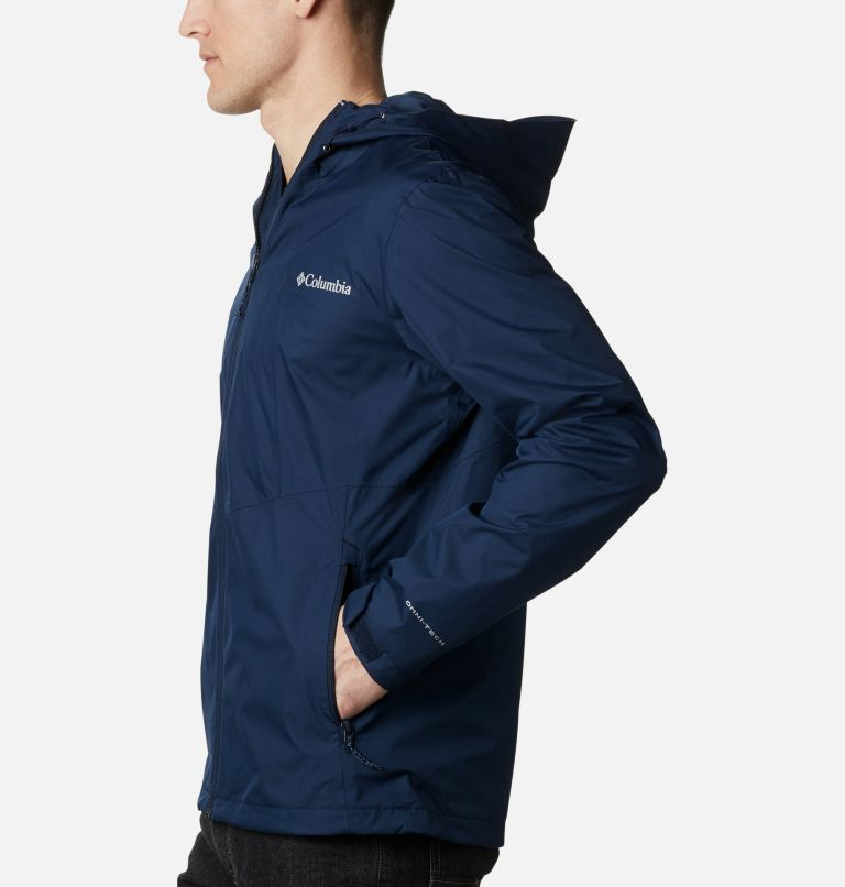 Inner Limits™ II Jacket | 465 | XL Men's Inner Limits™ II Jacket, Collegiate Navy, a1
