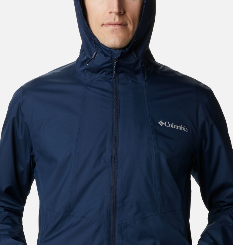 Inner Limits™ II Jacket | 465 | XL Men's Inner Limits™ II Jacket, Collegiate Navy, a2