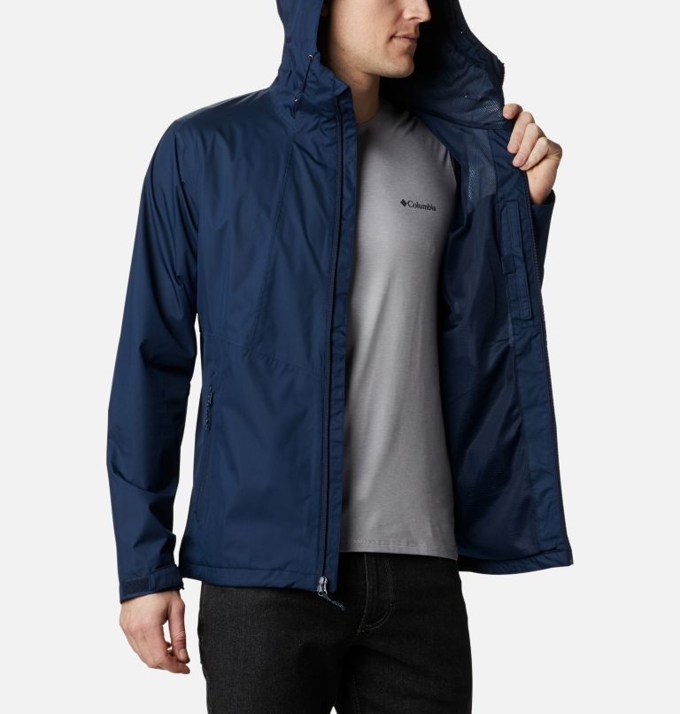 Inner Limits™ II Jacket | 465 | XL Men's Inner Limits™ II Jacket, Collegiate Navy, a3