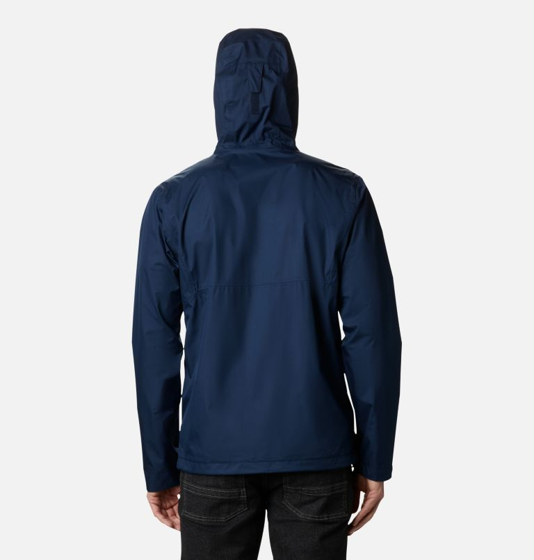 Inner Limits™ II Jacket | 465 | XL Men's Inner Limits™ II Jacket, Collegiate Navy, back