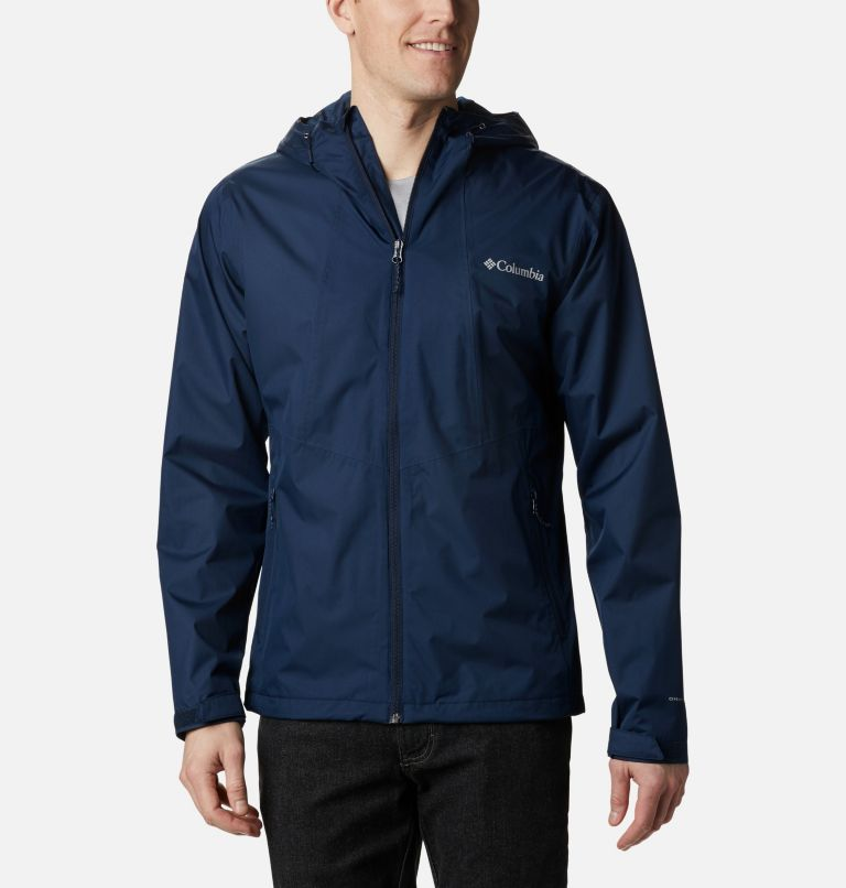 Inner Limits™ II Jacket | 465 | XL Men's Inner Limits™ II Jacket, Collegiate Navy, front